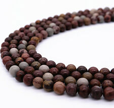 8mm Artistic Jasper Round Beads10mm Gemstone Beads 16Inch Full Strand
