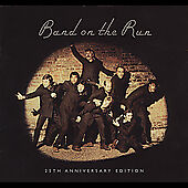 Paul McCartney & Wings : Band on the Run: 25th Anniversary Edition (2CDs) (1999)