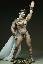 Phicen Steel Skeleton Male Egyptian Prince Clothes 1/6 Scale Set For Body