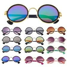 Classic Fashion Round Vintage Retro Style Classical Metal Frames Sunglasses XP