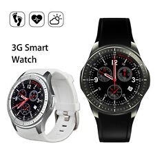 "DM368 WiFi 1.39"" 3G GSM Sport Smart Watch Android 8GB MTK6580 Pedometer For G0"