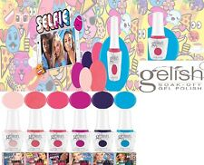 Selfie Collection  Gelish Harmony Soak Off UV LED NAIL GEL POLISH  all Colour