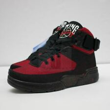 Patrick Ewing Athletics 33 HI Speedweave Black/Red/Red Size 8-13 1EW90199-601