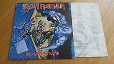 IRON MAIDEN  NO PRAYER  FOR THE DYING EMI 64 7951421