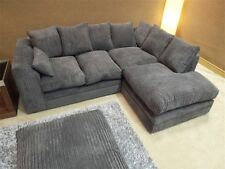 Brand New Lush Dylan Porto Fabric Corner or 3 & 2 Sofa Suite Settee Couch