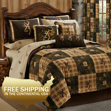 Browning Country Comforter Set Bed in a Bag [Twin, Full, Queen, King]
