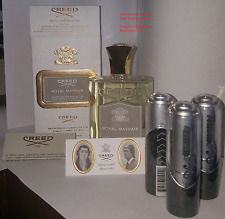 Creed Royal Mayfair Sample In Travalo Atomizers lot S8115W01, Lasting Sillage!