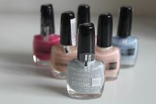 6 x Maybelline Forever Strong Pro Nail Polish up to 7 Days Wear (10ml)