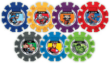 Woolworths Marvel Heroes Discs **MOST DISCS AVAILABLE**