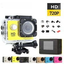 Waterproof LCD Action Camera Sports DV Video Cam Outdoor Gopro DVR Recorder