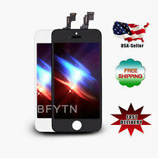 For Apple iPhone 5S LCD Touch Display Assembly Digitizer Screen Replacement Part