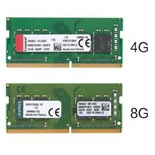 4G 8G Kingston Non-ECC CL15 SODIMM DDR4 1Rx8 Laptop Notebook RAM Memory W1O1