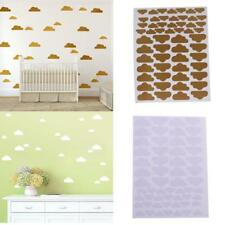 Cute Removable Clouds Vinyl Wall Stickers Decal Nursery Kids Room Art Murals
