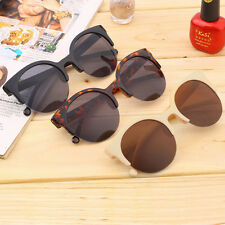 NEW Retro Lens Vintage Men Women Round Frame Sunglasses Glasses Eyewear XP