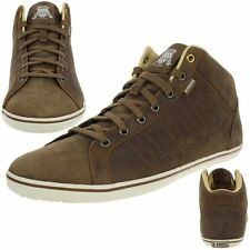 K-SWISS Hof III MID VNZ summer Trainers brown leather 02938203