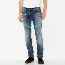 NWT LEVIS 511 MENS SLIM FIT JEANS 04511-1781 SIZE 30-36 INSEAM 34