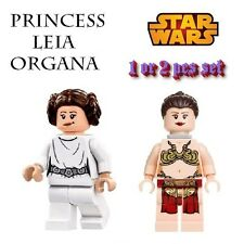 New Star Wars Princess Leia Organa Slave Minifigures Building Blocks Gift