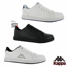 Mens Branded Kappa Padded Tongue Lace Up Maresas 2 Trainers Footwear Size 7-11