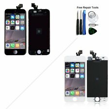 LCD Display Touch Screen Glass Digitizer Repair Part Replacement for iPhone 5 i5