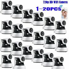 Lot 20 Wireless 720P Security Network CCTV IP Camera Night Vision WIFI Webcam B2