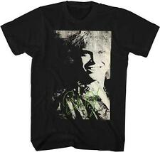 Billy Idol Photo Punk Rock Hard Rock Singer Songwriter Musician Adult T-Shirt