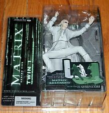 New 2003 MATRIX Reloaded Series One TWIN 1 Figure McFarlane Toys