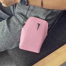 Polyester Material Cell Phone Pocket Single Strap Shoulder Bag For Women NS237