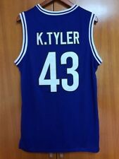 Kenny Tyler #43 Huskies Basketball Stitched Throwback Jersey The 6th Man Purple