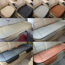PU Leather Car Seat Cover Breathable Pad Mat for Auto Chair Cushion Free ship