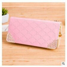 New Fashion Credit Card Holder Pu Leather Purse Wallet For Women