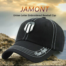JAMONT 2017 Spring New Style Men Women Embroidered Baseball Cap Cotton Hat WE