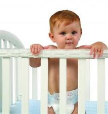 Prince Lionheart Adjustable Crib Rail Teether Attaches To Round Or Square Crib