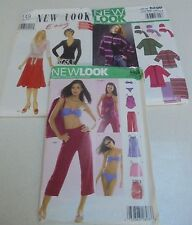 NEW LOOK sewing patterns Select a pattern all UNCUT Patterns SZ from 8 -18
