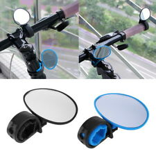 Bike Bicycle Cycling Rear View Mirror Handlebar Flexible Safety Rearview XP