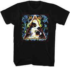 Hysteria Def Leppard English Rock Band Heavy Metal Hard Rock Adult T-Shirt 2