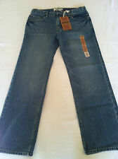 NWT Urban Pipeline Relaxed Straight Adjustable Waist  Jeans Boys Sz.16 New