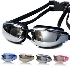 New Waterproof Professional Anti-fog Glasses UV Protection HD Swimming Goggles