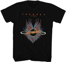 IN THE BEGINNING Journey Classic Rock Band Licensed Concert TOUR ADULT T-Shirt