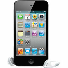 iPod Touch 4th Gen Black or White 64/32/16/8 GB MP3 Player 90 Days Warranty
