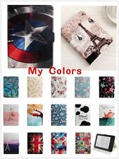 "Hot Latest style For Amazon Kindle 6"" Tablet Flip Leather Smart Stand Case Cover"