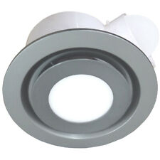 NEW Ventair Pro-V Airbus 250mm Commercial Grade Round Exhaust Fan & LED Light -