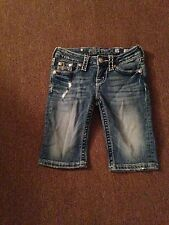 girls miss me shorts size 10