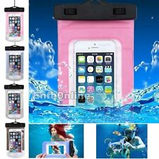 HOT Unisex Waterproof Underwater Pouch Bag Dry Case Cover For Cell Phone/iPhone