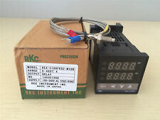 REX-C100 PID Temperature Controller  Relay/SSR Output + K type thermocouple