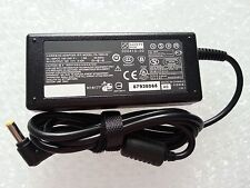 Acer Extensa 5620 5630 5635 7630 Notebook 19V 65W Power Adapter Charger & Cable