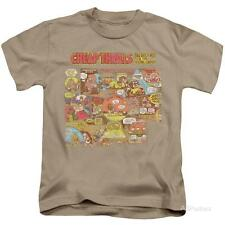 Juvenile: Big Brother And The Holding Company- Cheap Thrills Kids T-Shirt