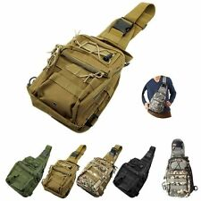 Outdoor Sport Military Tactical Backpack Camping Hiking Trekking Shoulder XP