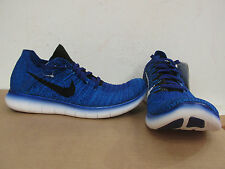 Nike Free Run RN Flyknit Womens Trainers Gym Running 831070 400 sneakers SAMPLE