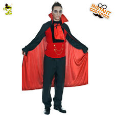 Horror Bloody vampire Costume Halloween Fancy Dress Party Clothing