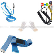 Anti-Static Electricity Grounding Wristband Wrist Strap/Gloves/Cord Ground Cable